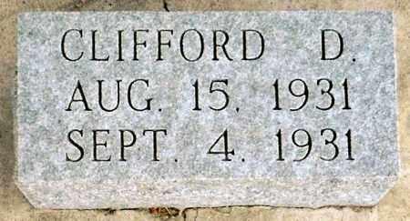 PAINTER, CLIFFORD D. - Keya Paha County, Nebraska | CLIFFORD D. PAINTER - Nebraska Gravestone Photos