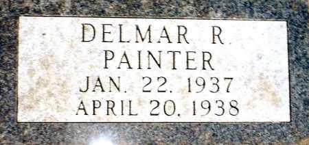 PAINTER, DELMAR R. - Keya Paha County, Nebraska | DELMAR R. PAINTER - Nebraska Gravestone Photos