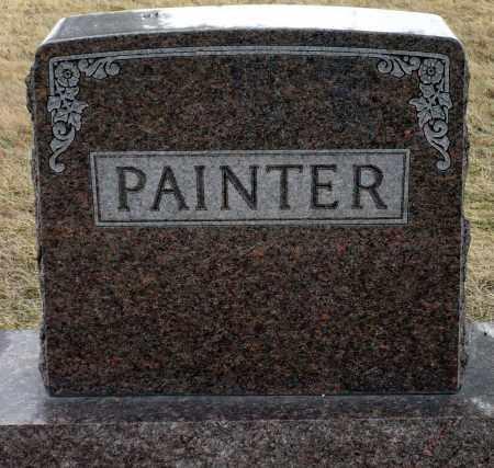 PAINTER, FAMILY - Keya Paha County, Nebraska | FAMILY PAINTER - Nebraska Gravestone Photos