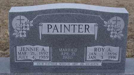 HORTON PAINTER, JENNIE A. - Keya Paha County, Nebraska | JENNIE A. HORTON PAINTER - Nebraska Gravestone Photos