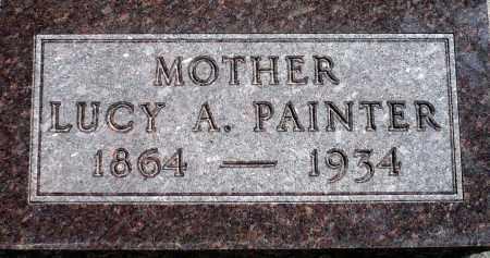 PAINTER, LUCY ANN - Keya Paha County, Nebraska | LUCY ANN PAINTER - Nebraska Gravestone Photos
