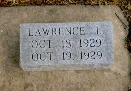PAINTER, LAWRENCE L. - Keya Paha County, Nebraska   LAWRENCE L. PAINTER - Nebraska Gravestone Photos