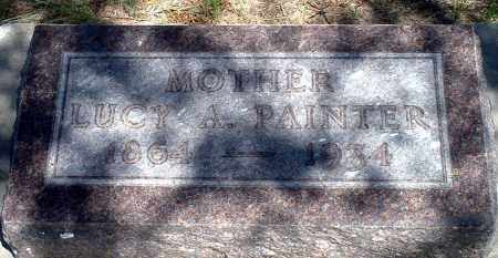 PAINTER, LUCY A. - Keya Paha County, Nebraska | LUCY A. PAINTER - Nebraska Gravestone Photos