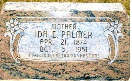 PALMER, IDA E. - Keya Paha County, Nebraska | IDA E. PALMER - Nebraska Gravestone Photos