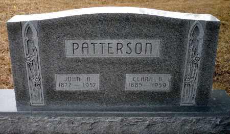PATTERSON, CLARA B. - Keya Paha County, Nebraska   CLARA B. PATTERSON - Nebraska Gravestone Photos
