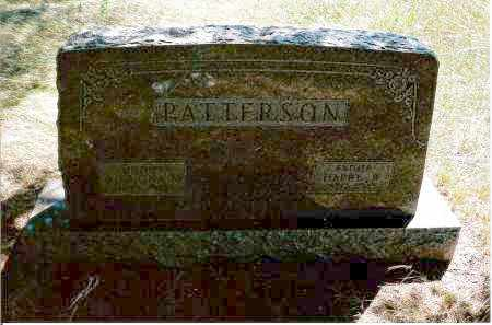 PATTERSON, WINNONA - Keya Paha County, Nebraska | WINNONA PATTERSON - Nebraska Gravestone Photos