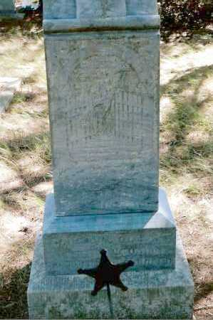 PATTERSON, WILLIAM F. - Keya Paha County, Nebraska | WILLIAM F. PATTERSON - Nebraska Gravestone Photos