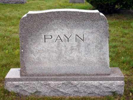 PAYN, FAMILY - Keya Paha County, Nebraska   FAMILY PAYN - Nebraska Gravestone Photos