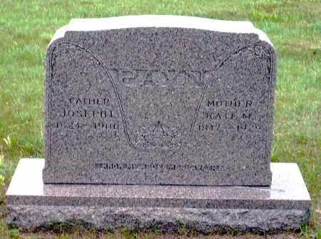 PAYN, KATE L. - Keya Paha County, Nebraska | KATE L. PAYN - Nebraska Gravestone Photos