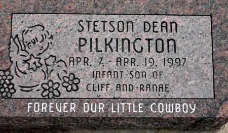 PILKINGTON, STETSON DEAN - Keya Paha County, Nebraska | STETSON DEAN PILKINGTON - Nebraska Gravestone Photos