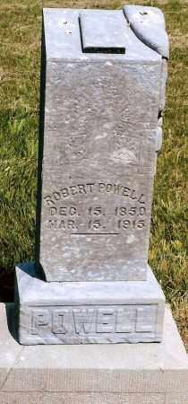 POWELL, ROBERT - Keya Paha County, Nebraska | ROBERT POWELL - Nebraska Gravestone Photos