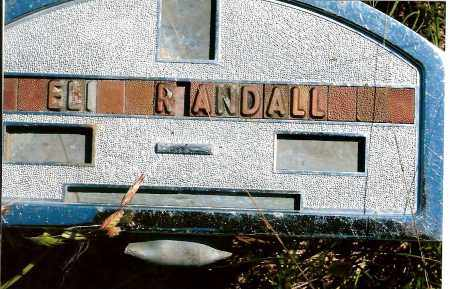 RANDALL, ELI - Keya Paha County, Nebraska | ELI RANDALL - Nebraska Gravestone Photos