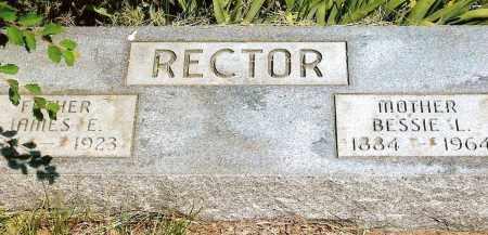 SWIFT-FEGLEY RECTOR, BESSIE L. - Keya Paha County, Nebraska | BESSIE L. SWIFT-FEGLEY RECTOR - Nebraska Gravestone Photos