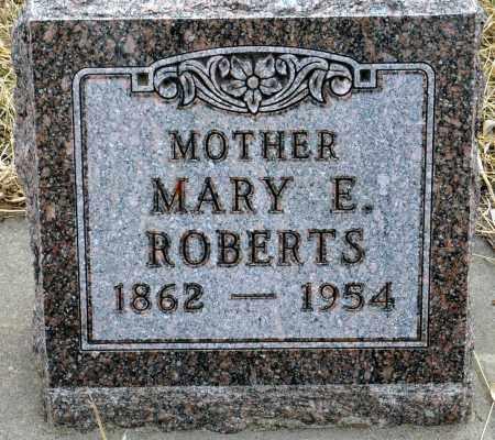CALHOON ROBERTS (CARR), MARY E. - Keya Paha County, Nebraska   MARY E. CALHOON ROBERTS (CARR) - Nebraska Gravestone Photos