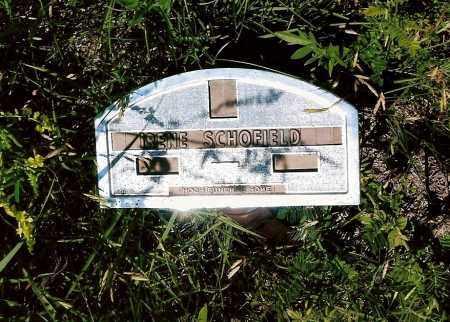 SCHOFIELD, IRENE - Keya Paha County, Nebraska | IRENE SCHOFIELD - Nebraska Gravestone Photos
