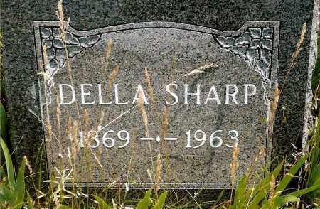 SHARP, DELLA - Keya Paha County, Nebraska | DELLA SHARP - Nebraska Gravestone Photos