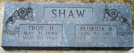 JACKSON SHAW, FLORIDA R. - Keya Paha County, Nebraska | FLORIDA R. JACKSON SHAW - Nebraska Gravestone Photos