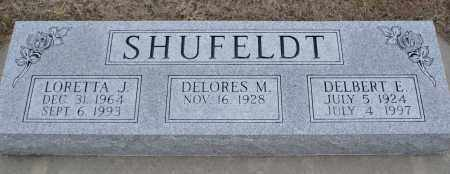 SHUFELDT, DELBERT E. - Keya Paha County, Nebraska | DELBERT E. SHUFELDT - Nebraska Gravestone Photos