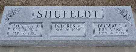 SHUFELDT, LORETTA J. - Keya Paha County, Nebraska | LORETTA J. SHUFELDT - Nebraska Gravestone Photos
