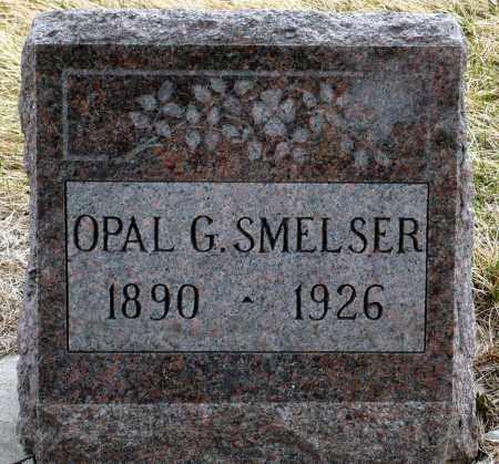 SMELSER, OPAL G. - Keya Paha County, Nebraska   OPAL G. SMELSER - Nebraska Gravestone Photos