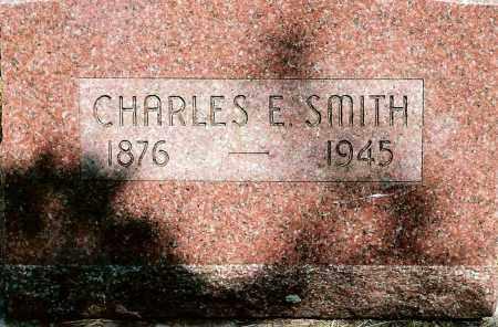 SMITH, CHARLES E. - Keya Paha County, Nebraska   CHARLES E. SMITH - Nebraska Gravestone Photos