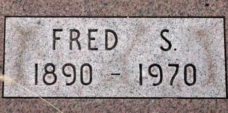 SOLES, FRED S. - Keya Paha County, Nebraska | FRED S. SOLES - Nebraska Gravestone Photos