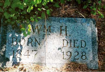 SPRAGUE, WILLIAM H. - Keya Paha County, Nebraska | WILLIAM H. SPRAGUE - Nebraska Gravestone Photos