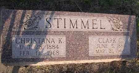 STIMMEL, CLARK C. - Keya Paha County, Nebraska   CLARK C. STIMMEL - Nebraska Gravestone Photos