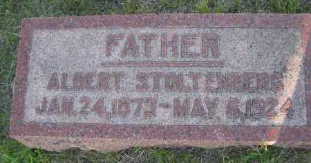 STOLTENBERG, ALBERT - Keya Paha County, Nebraska | ALBERT STOLTENBERG - Nebraska Gravestone Photos