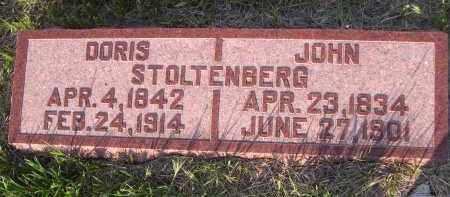 STOLTENBERG, JOHN - Keya Paha County, Nebraska | JOHN STOLTENBERG - Nebraska Gravestone Photos