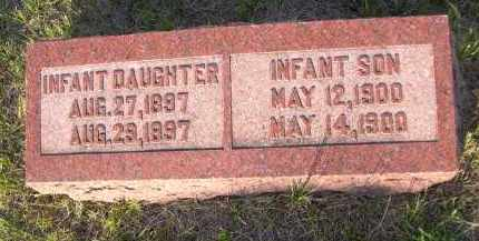 STOLTENBERG, INFANT DAUGHTER - Keya Paha County, Nebraska | INFANT DAUGHTER STOLTENBERG - Nebraska Gravestone Photos
