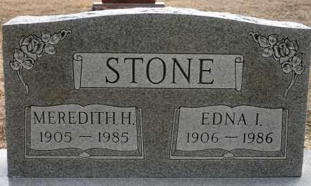 STONE, MEREDITH H. - Keya Paha County, Nebraska | MEREDITH H. STONE - Nebraska Gravestone Photos
