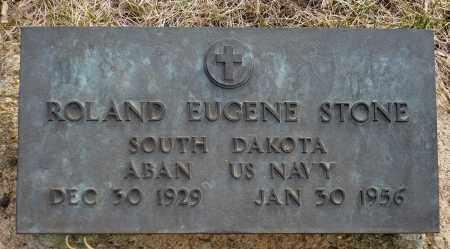 STONE, ROLAND EUGENE - Keya Paha County, Nebraska | ROLAND EUGENE STONE - Nebraska Gravestone Photos
