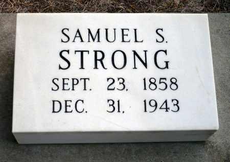 STRONG, SAMUEL S. - Keya Paha County, Nebraska   SAMUEL S. STRONG - Nebraska Gravestone Photos