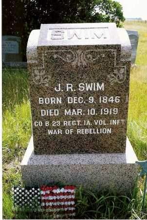 SWIM, J.R. - Keya Paha County, Nebraska | J.R. SWIM - Nebraska Gravestone Photos