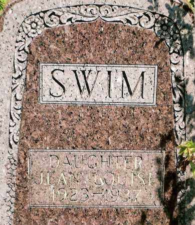 SWIM, JEAN LOUISE - Keya Paha County, Nebraska | JEAN LOUISE SWIM - Nebraska Gravestone Photos
