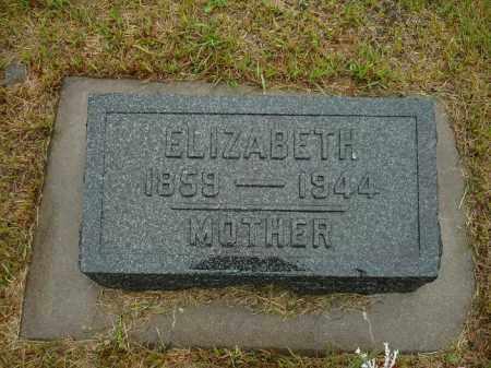 KIRSCH THIEDE, ELIZABETH - Keya Paha County, Nebraska | ELIZABETH KIRSCH THIEDE - Nebraska Gravestone Photos