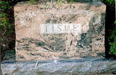 TISUE, FAMILY - Keya Paha County, Nebraska | FAMILY TISUE - Nebraska Gravestone Photos