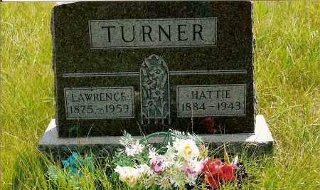 TURNER, HATTIE - Keya Paha County, Nebraska   HATTIE TURNER - Nebraska Gravestone Photos