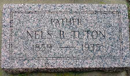 TUTON, NELS - Keya Paha County, Nebraska   NELS TUTON - Nebraska Gravestone Photos