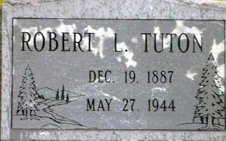 TUTON, ROBERT L. - Keya Paha County, Nebraska | ROBERT L. TUTON - Nebraska Gravestone Photos