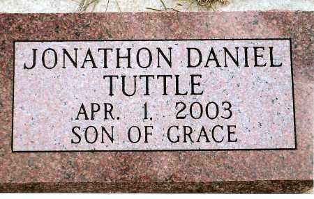 TUTTLE, JONATHON DANIEL - Keya Paha County, Nebraska | JONATHON DANIEL TUTTLE - Nebraska Gravestone Photos