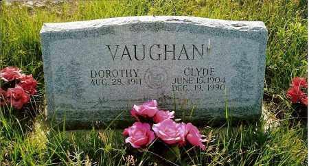 VAUGHAN, DOROTHY - Keya Paha County, Nebraska   DOROTHY VAUGHAN - Nebraska Gravestone Photos