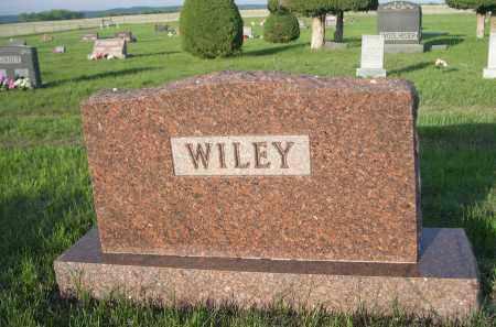 WILEY, FAMILY - Keya Paha County, Nebraska | FAMILY WILEY - Nebraska Gravestone Photos