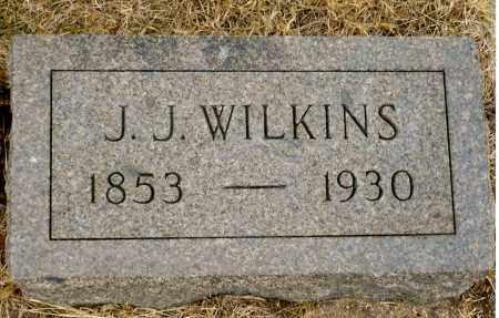 WILKINS, J.J. - Keya Paha County, Nebraska | J.J. WILKINS - Nebraska Gravestone Photos