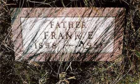 WILLIAMS, FRANK E. - Keya Paha County, Nebraska   FRANK E. WILLIAMS - Nebraska Gravestone Photos