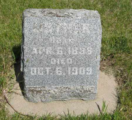 ANDERSON, MOTHER - Knox County, Nebraska | MOTHER ANDERSON - Nebraska Gravestone Photos