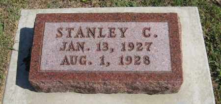 ANDERSON, STANLEY C. - Knox County, Nebraska   STANLEY C. ANDERSON - Nebraska Gravestone Photos