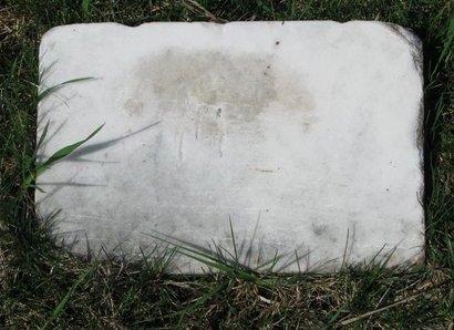 ANDERSON, UNKNOWN - Knox County, Nebraska   UNKNOWN ANDERSON - Nebraska Gravestone Photos