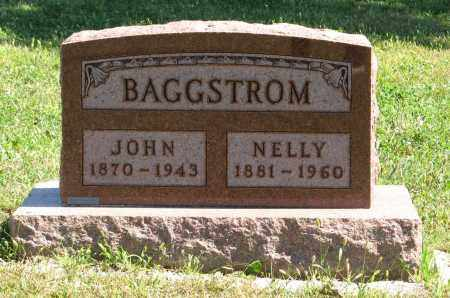 BAGGSTROM, NELLY - Knox County, Nebraska | NELLY BAGGSTROM - Nebraska Gravestone Photos